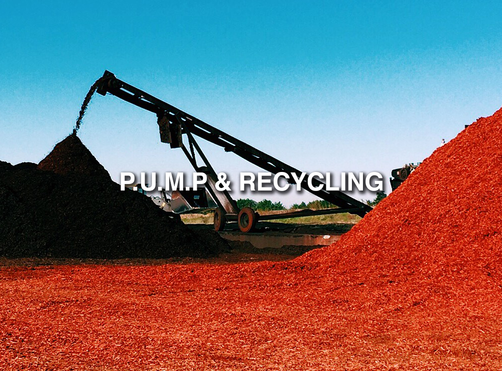 Pump and Recycling