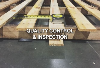 Quality Contol & Inspection